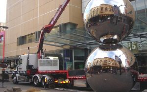 Crane Truck Hire In Adelaide - City Crane Trucks - Call For